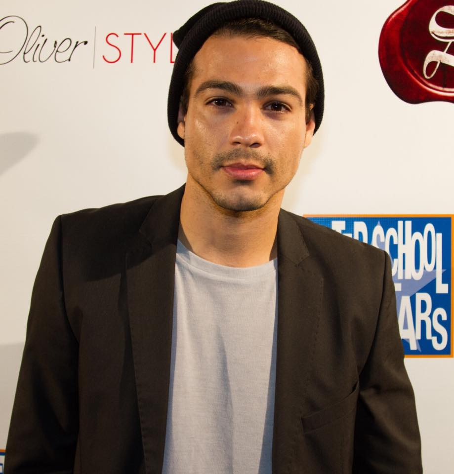 Ray Diaz at LA Fashion Night Out Salvage Bar and Lounge produced by Social Lighthouse