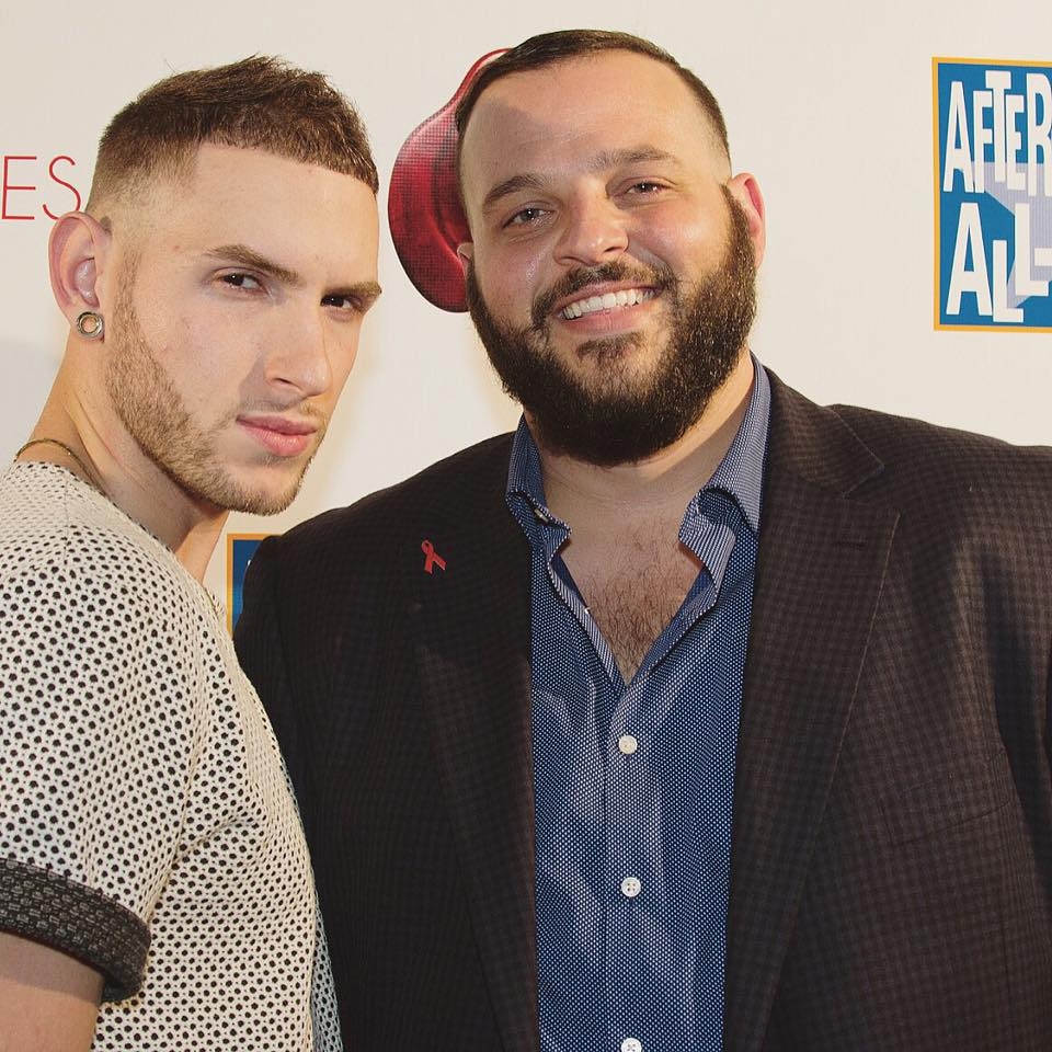 Mean Girls Daniel Franzese at LA Fashion Night Out produced by Social Lighthouse