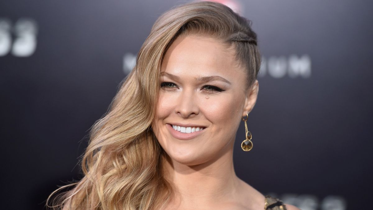 Ronda Rousey; Changing Perspectives In The Digital World