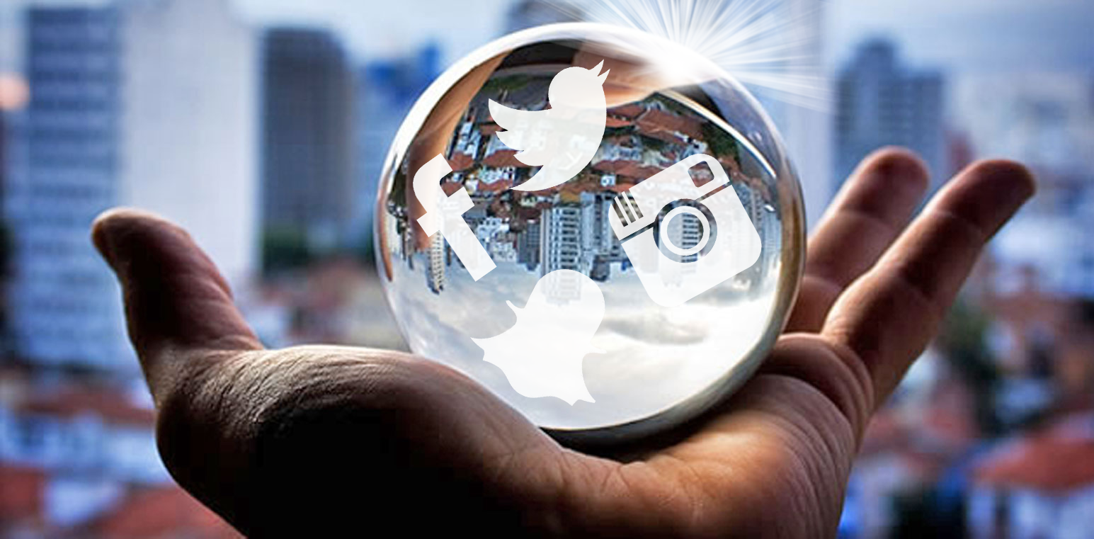 2016 Social media trends: A glimpse into the crystal ball